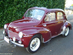 4CV d�couvrable (1952) - Andr� Delval